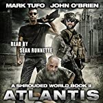 A Shrouded World Book 2: Atlantis | Mark Tufo,John O'Brien