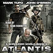 A Shrouded World Book 2: Atlantis | Mark Tufo, John O'Brien