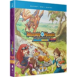Monster Hunter Stories Ride On - Season One Part Four [Blu-ray]