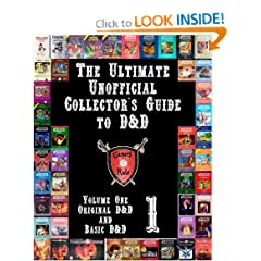 The Ultimate Unofficial Collector's Guide to D&D: Volume One: Original D&D and Basic D&D by James Hunton and Deborah Hunton