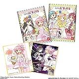 魔法少女まどか☆マギカ色紙ART2 10個入 食玩・ガム (魔法少女まどか☆マギカ)
