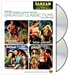 61k2duggQOL. SL160  TCM Greatest Classic Films Collection: Tarzan, Vol. 2 (Tarzans Secret Treasure / Tarzan and the Amazons / Tarzans New York Adventure / Tarzan and the Leopard Woman)