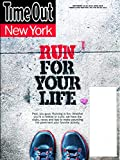 img - for Time Out New York Magazine September 16 - 22, 2015 - RUN FOR YOUR LIFE book / textbook / text book