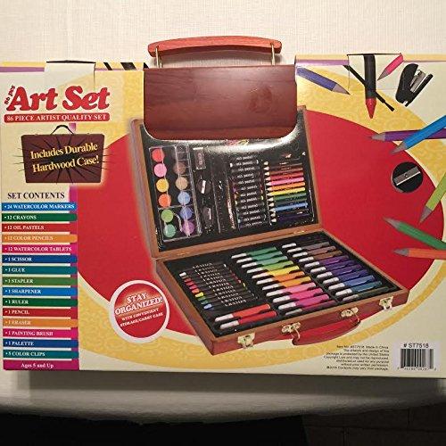 desertcart bahrain 86 piece artist quality set buy 86 piece