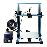 Comgrow CR-10S Creality 3D Printer with Filament Monitor and Dual Z Rod Screws 300x300x400mm (Color: White, Tamaño: CR-10S)