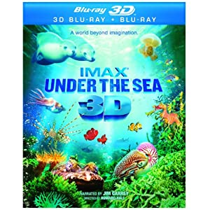 IMAX: Under the Sea 3D Blu-ray Movie