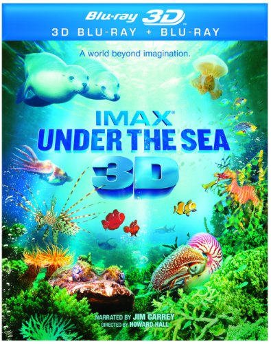 IMAX: Under the Sea 3D (Single-Disc Blu-ray 3D/Blu-ray Combo)