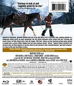Jeremiah Johnson (1972) (BD) [Blu-ray] by Warner Home Video