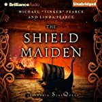 The Shield-Maiden: The Foreworld Saga: A Foreworld SideQuest (       UNABRIDGED) by Michael Tinker Pearce, Linda Pearce Narrated by Mary Robinette Kowal