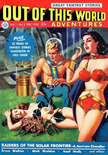 Out Of This World Adventures #2 (December 1950) [Kubert, Joe - Fox, Gardner F. - Guinta, John] (Tapa Blanda)