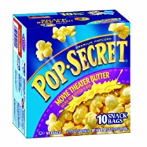 Pop Secret Snack