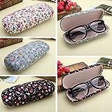Charminer rentabilität floral sonnenbrille schwer brillen fall eyewear beschützer box