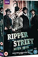 Ripper Street - Series 3 [DVD]