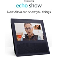 2-Pack Amazon Echo Show (Black)