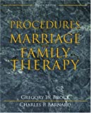 img - for Procedures in Marriage and Family Therapy (4th Edition) book / textbook / text book