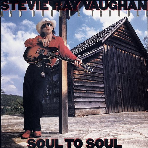 Soul To Soul by Stevie Ray Vaughan (1999) Audio CD by Stevie Ray Vaughan