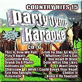 Party Tyme Karaoke: Country Hits 15