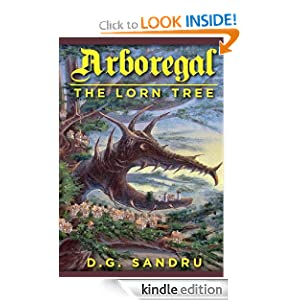 Arboregal, the Lorn Tree (Enhanced color edition)