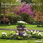 2013 British Country Gardens Wall Cal...