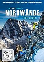 Die sechs gro�en Nordw�nde der Alpen