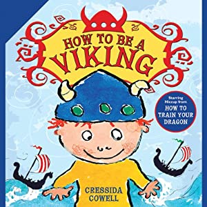 How to Be a Viking Audiobook