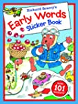 Richard Scarry's Early Words Sticker...