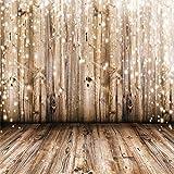 SJOLOON 8x8ft Vinyl Photography Background Wood Floor Wall Scene Backdrop Photo Studio Props (Color: 10359, Tamaño: 8x8)