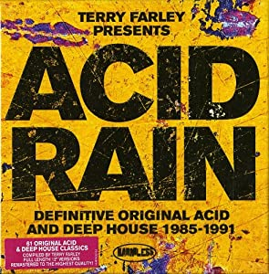 Acid rain definitive chicago acid house music for Acid house soundtrack