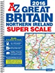 A-Z Great Britain & N/Ir Superscale 2...