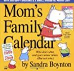 Mom's Family Calendar: Who Does What...