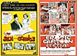 Sex in the Comics/Erotic Cartoon Festival DVD 2 Pack