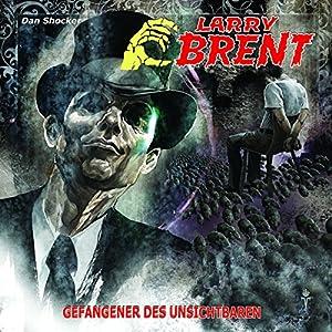 Gefangener des Unsichtbaren (Larry Brent 16) Hörspiel