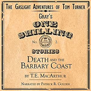 Death and the Barbary Coast Audiobook