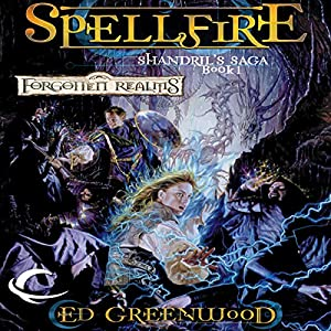 Spellfire Audiobook