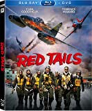 Cover art for  Red Tails [Blu-ray]