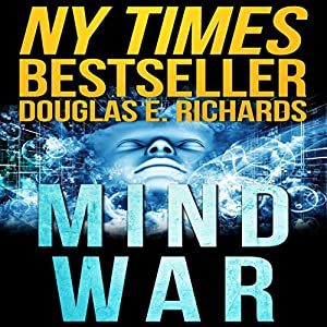 Mind War Audiobook by Douglas E. Richards Narrated by Adam Verner