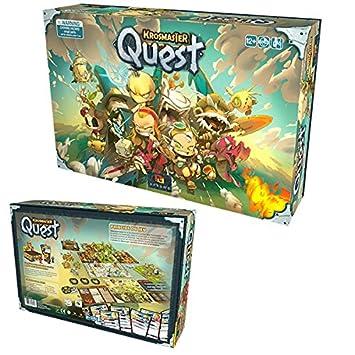 Krosmaster Quest - Jeu de Plateau (2015)