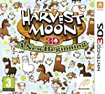 Harvest Moon: A New Beginning (Ninten...