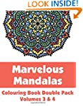 Marvelous Mandalas Colouring Book Dou...