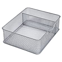 Copco 2555-7862 Steel-Mesh Food-Storage Organizer, Small