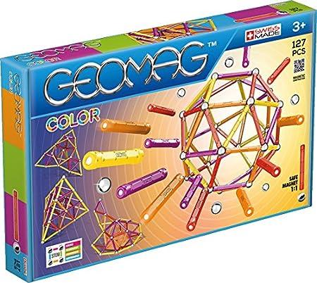 Geomag - GMC04 - Jeux de Construction - Color - 127 - Pièces