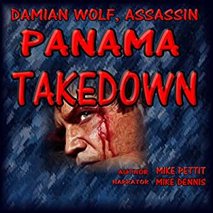 Panama Takedown Audiobook