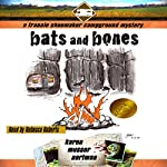 Bats and Bones: The Frannie Shoemaker Campground Mysteries | Karen Musser Nortman