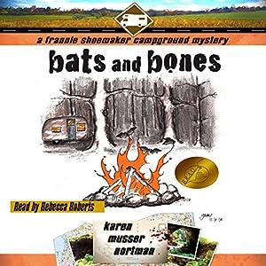Bats and Bones Audiobook