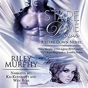 Stare Me Down Audiobook