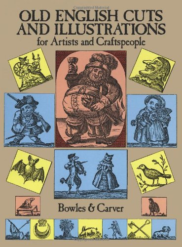 Old English Cuts and Illustrations for Artists and Craftspeople PDF