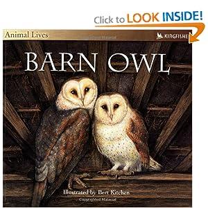 The Barn Owl (Animal Lives)