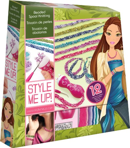 Style Me Up Beaded Spool Knitting 628845008533