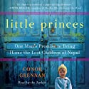 Little Princes: One Man's Promise to Bring Home the Lost Children of Nepal (       UNABRIDGED) by Conor Grennan Narrated by Conor Grennan