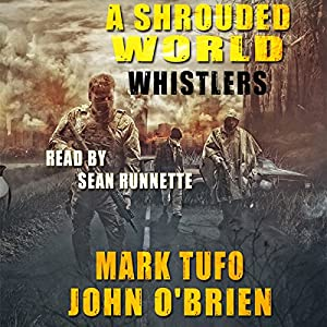 A Shrouded World - Whistlers Audiobook